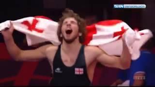 Iuri LOMADZE Hilights European Championships 2018 Greco-roman Wrestling