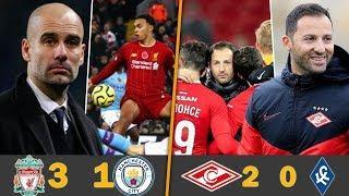 Ливерпуль - Манчестер Сити 3:1 - Слова после Матча | Тедеско о Игре Зобнина и Бакаева