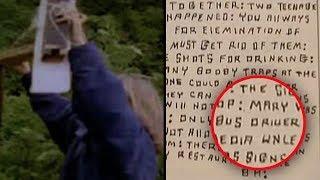 5 жутких неразгаданных тайн связанных с письмами