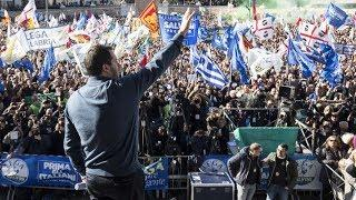 Matteo Salvini Headlines 'Wind of Change' Conference in Verona!!!