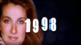Топ 100 Ностальгия Хиты 90-х Зарубежные 1998 (Подборка Клипов)