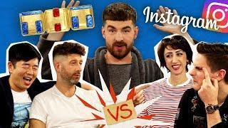 Интернет против ТВ. Instagram VS ТНТ