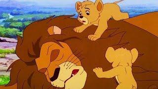 СИМБА, Король Лев | Финальная битва | Полнометражные мультфильмы для детей | Детский фильм