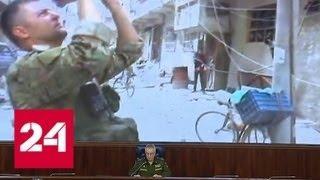 Познихир: вместо заявлений о ракетном ударе США стоило бы заняться восстановлением Ракки - Россия 24