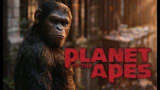 Фильм Планета обезьян: Последняя граница (Planet of the Apes: Last Frontier Игрофильм)