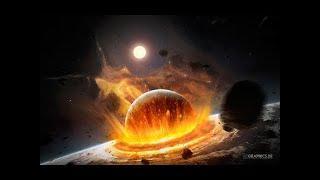 Космические столкновения. Солнечная система