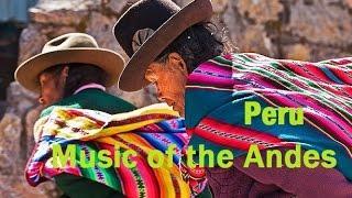 Traditional Andean music - Peru .Традиционная музыка Анд -Перу