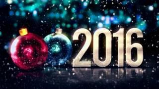 Новый Год 2016  Новогодние песни для поднятия настроения ! Встреча нового года 1