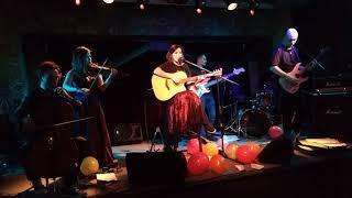 Екатерина Яшникова - Вернуться (электр) | The Place, СПб, 09.03.2018