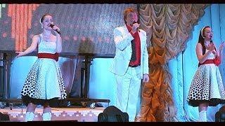 Фрагмент концерта: диско 90-х от Театра Песни «Джерела»