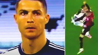ЧТО ЗА ЖЕСТЬ ВЧЕРА ТВОРИЛАСЬ на матче ЮВЕНТУС - МИЛАН? Роналду не забил пенальти, удаление Ребича