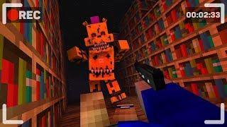 Паранормальное Явление - Майнкрафт Фильм ужасов / Minecraft фильм ужасов