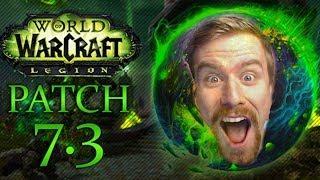 ANTORUS IS HERE! | Good Evening Azeroth | World of Warcraft Legion