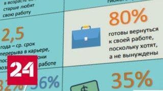 "Пенсии: Киселев подсказал способ ""постановки мозгов на место"" - Россия 24"