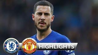 Челси - Манчестер Юнайтед основные моменты и все голы - последние матчи