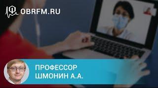 Профессор Шмонин А.А.: Телереабилитация