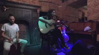 Екатерина Яшникова - Колыбельная (live бар Бардак)