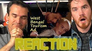 West Bengal Tourism Ad |Shah Rukh Khan | REACTION!