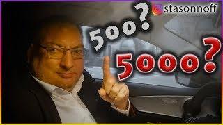 Сколько стоит заняться сексом в бизнес такси?/StasOnOff