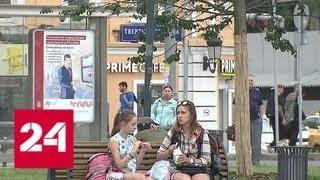 Жара в столице: синоптики предупреждают о высокой вероятности пожаров - Россия 24