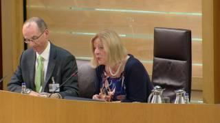 New BBC Scotland Digital Channel - Scottish Parliament: 1st March 2017
