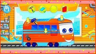 Мультики #про машинки новые серии 2017 Лучшие мультфильмы #для детей #мультик игра