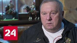 Бывший глава ВДВ Шаманов отмечает 60-летие